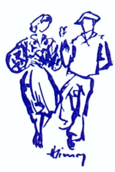 Le groupe folklorique Bise-Dur